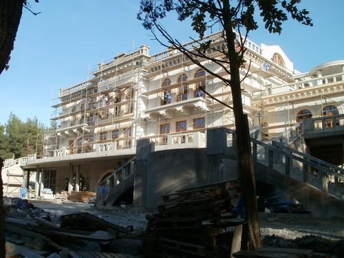 поместье Гундяева в Геленджике