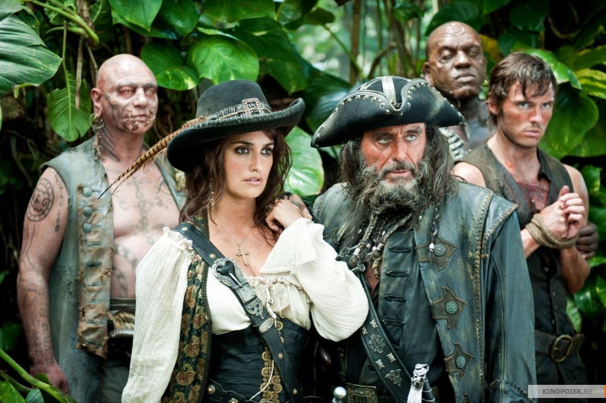 пираты карибского моря фото из фильма